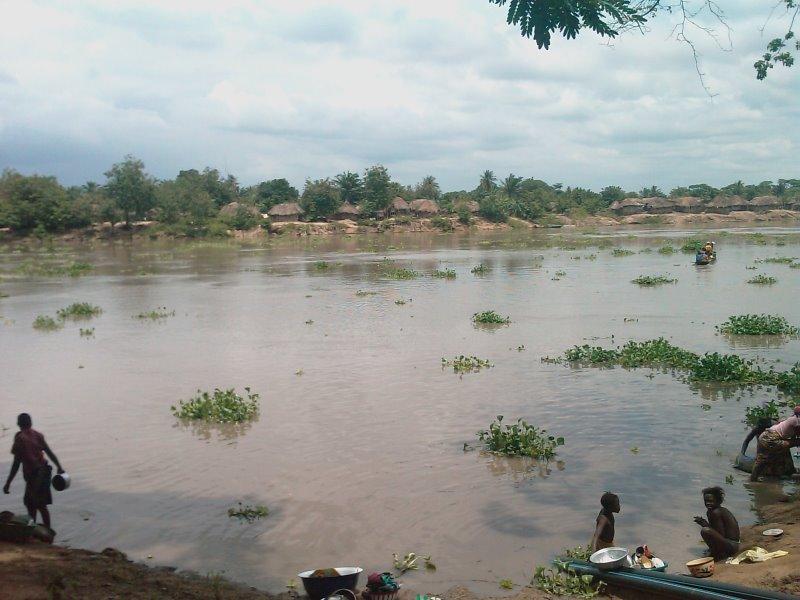 l'Ouémé à Bonou
