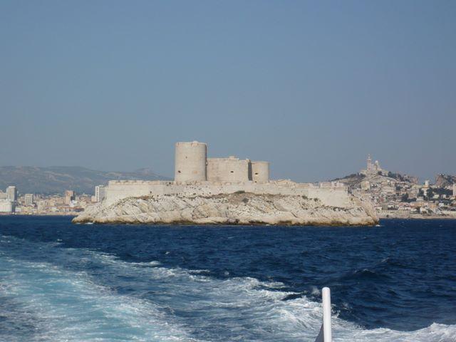 Château d'If et Notre Dame de la Garde