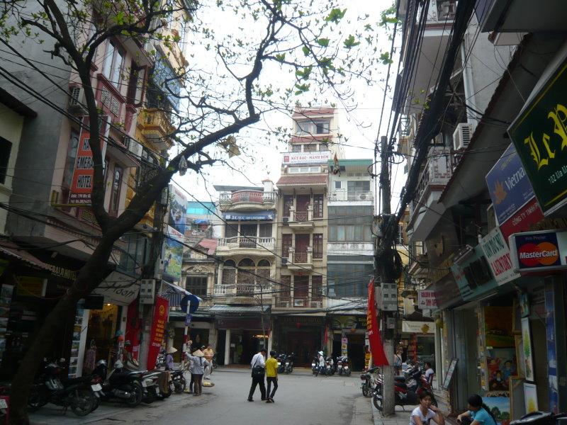En vieille ville