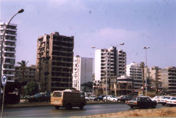 rue de Damas