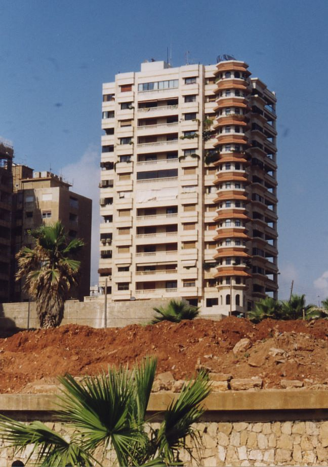 Immeuble à Beyrouth-Ouest