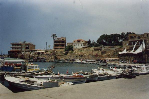 Byblos, le port