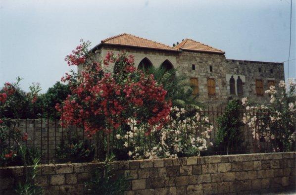 Une maison à Byblos