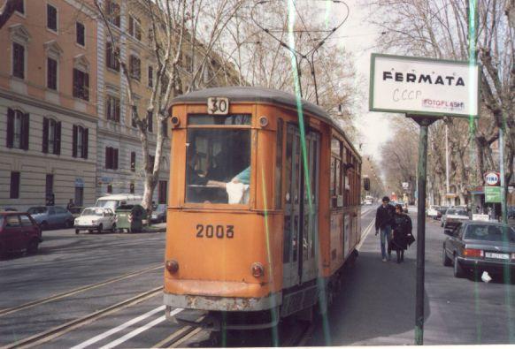Rome, Italie, 1988
