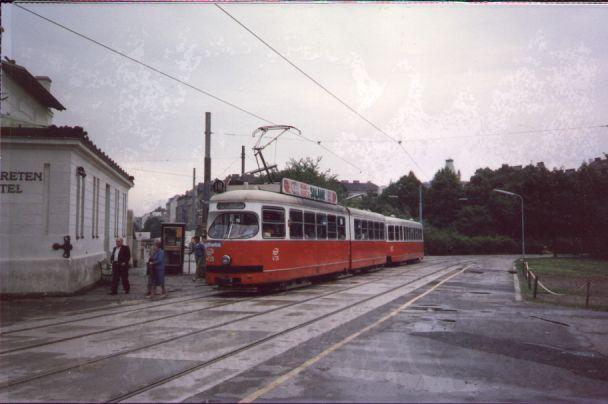 Vienne, Autriche, 1988